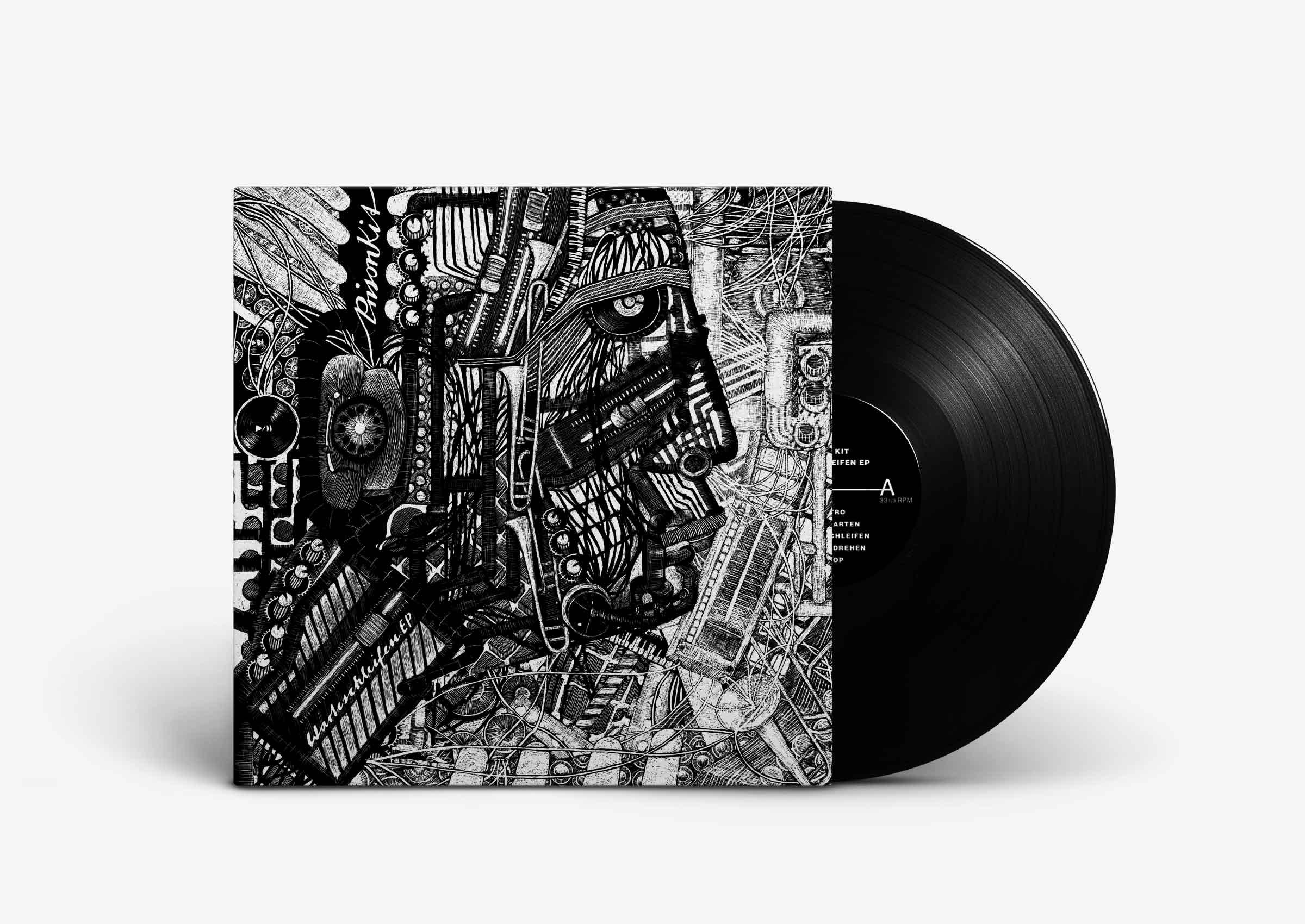 Prison Kit, Warteschleifen, Vinyl, Hip Hop