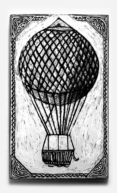 ballonfahrtkarte